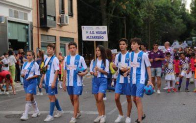 Desfile de las Ferias y Fiestas 2018 de Guadalajara