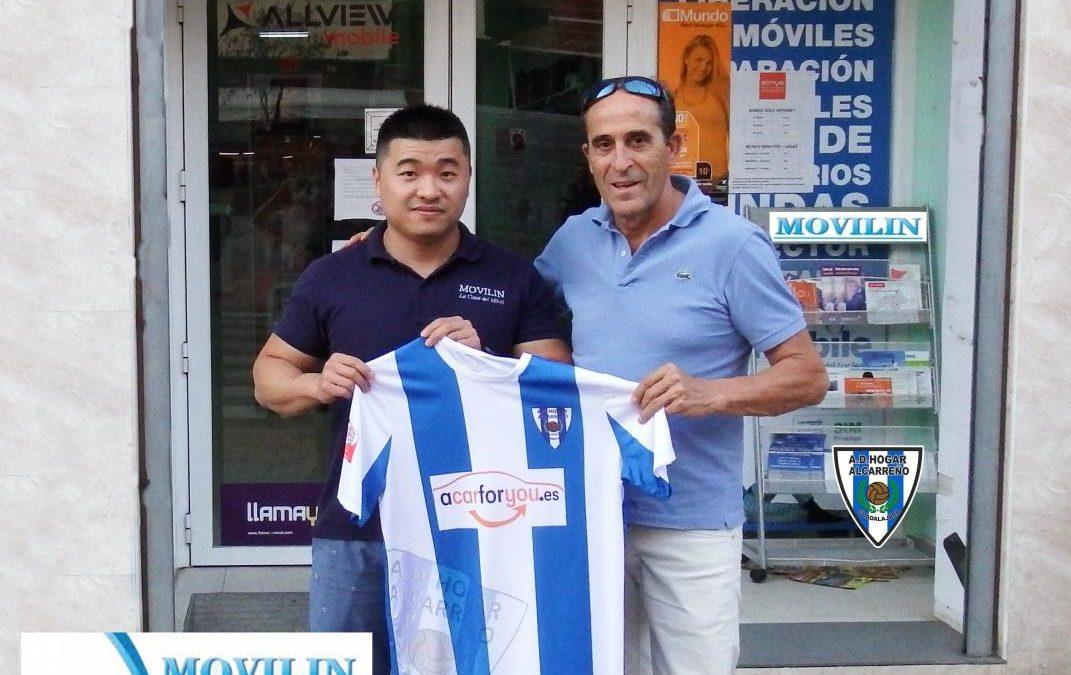 Movilin ha renovado una temporada más su compromiso de colaboración y patrocinio con el Hogar Alcarreño