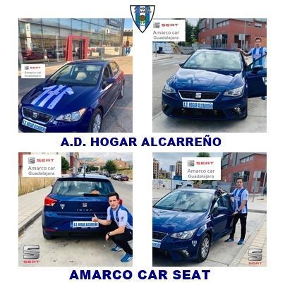 GUILLE ATANCE ELIGE SEAT IBIZA EN AMARCO CAR
