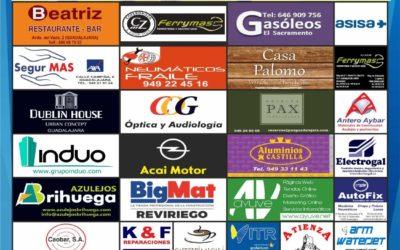 Horarios partidos próxima jornada 16-17-18 Noviembre de la A.D. Hogar Alcarreño . ..ALUMINIOS CASTILLA.