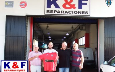 TALLERES K&F RENUEVA CON EL HOGAR ALCARREÑO