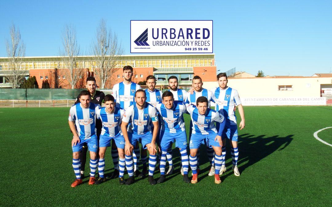 EL HOGAR ALCARREÑO, 1-0, CAE EN CABANILLAS…