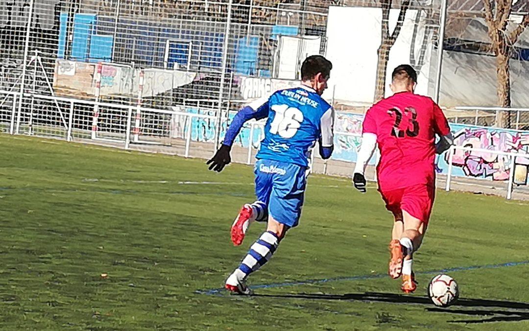 TABLAS, 2-2 ENTRE DAGANZO Y HOGAR ALCARREÑO