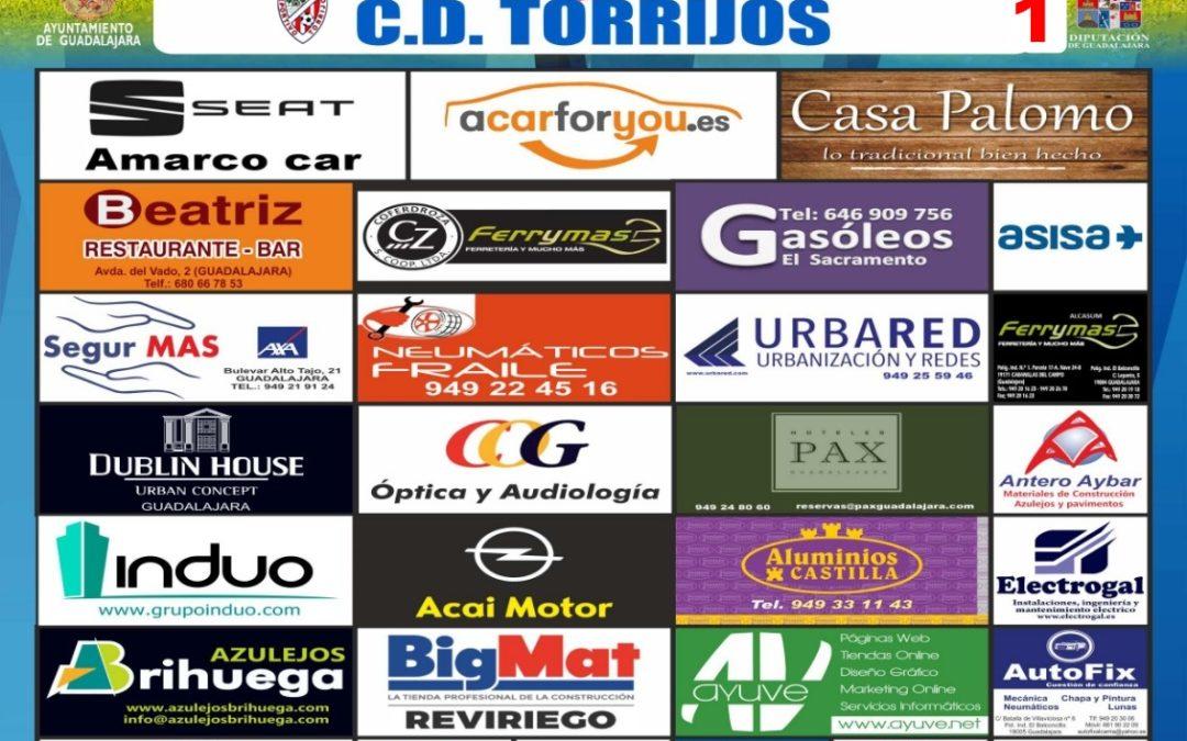 EL SÁBADO, 18'30 HORAS, EL HOGAR ANTE EL LÍDER, TORRIJOS
