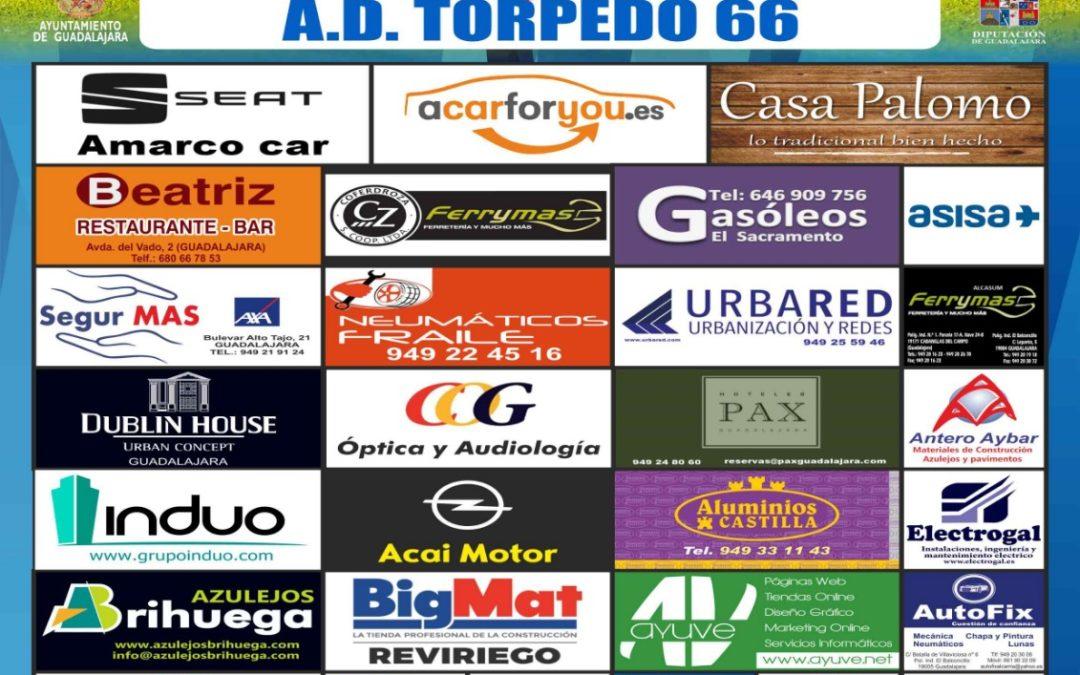 HOGAR ALCARREÑO-TORPEDO 66, DOMINGO, 12'30 HORAS, EN FUENTE DE LA NIÑA