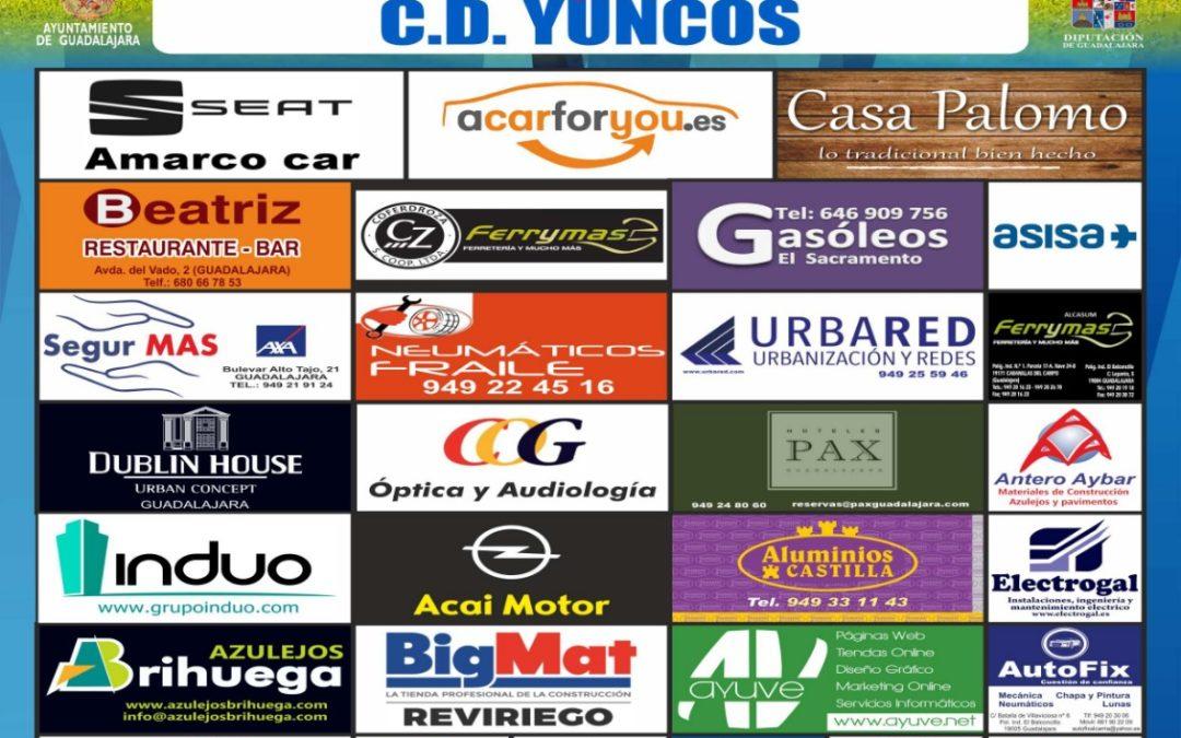 HOGAR ALCARREÑO-YUNCOS, SÁBADO, 18'30 H., EN FUENTE DE LA NIÑA