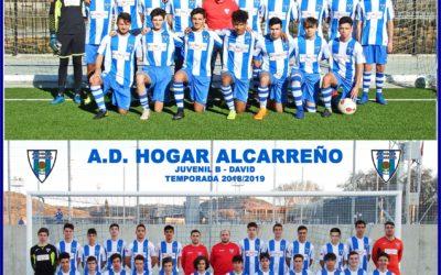Este fin de semana finalizo una nueva edición de la Liga Provincial juvenil de fútbol con los objetivos cumplidos por nuestros dos equipos entrenados por Abrahan y David.