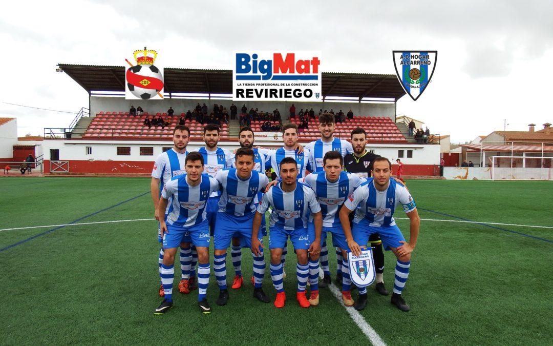 EL HOGAR ALCARREÑO, 1-2, SUPERIOR AL SONSECA