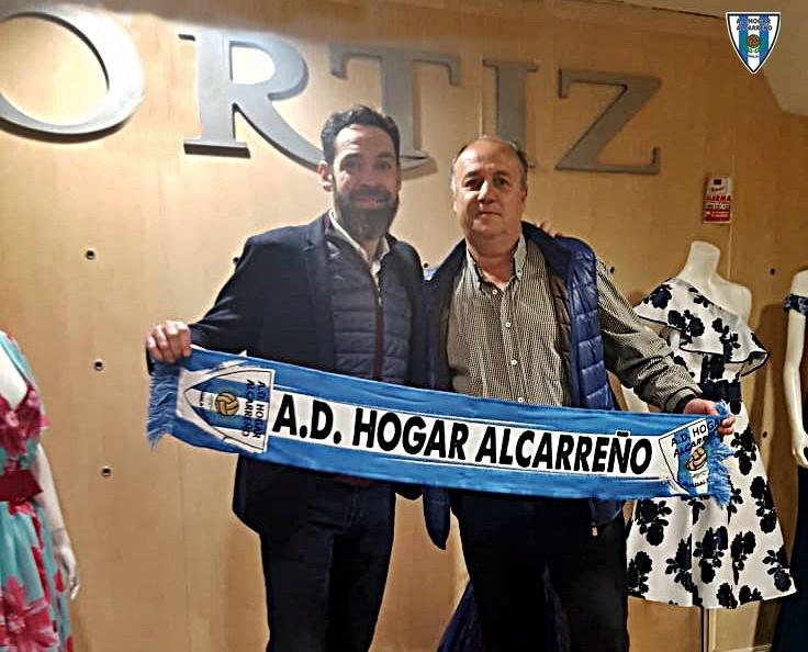 ORTIZ MODA SIGUE COLABORANDO  CON EL HOGAR ALCARREÑO