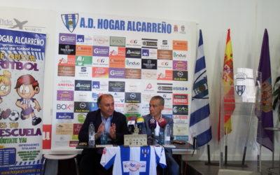 CARLOS TERRAZAS NUEVO MANAGER GENERAL DEL HOGAR ALCARREÑO