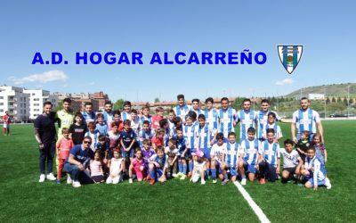 EL HOGAR ALCARREÑO TERMINA TERCERO SU BRILLANTE CAMPAÑA
