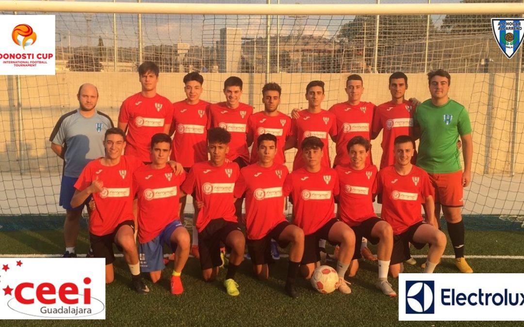 Donosti Cup Calendario Partidos.El Hogar Alcarreno Juvenil Participa En La Donosti Cup 2019
