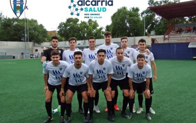 EL HOGAR ALCARREÑO, 4-0, COMPITIÓ MIENTRAS LE DURARON LAS FUERZAS