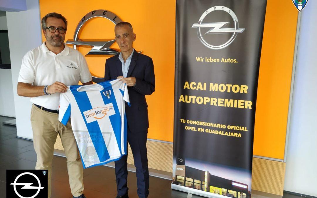 ACAI MOTOR AUTOPREMIER Y HOGAR ALCARREÑO RENUEVAN COLABORACION.