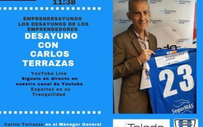 ASESORIA TOLEDO, DESAYUNOS CON CARLOS TERRAZAS.
