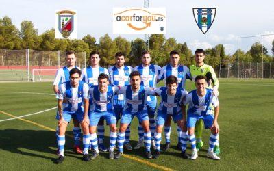 EL HOGAR ALCARREÑO, 1-0, CAE EN MOCEJÓN