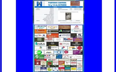 CANTERA HOGAR ALCARREÑO 12-13 OCTUBRE 2019 . CASA PALOMO