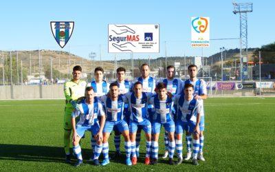 EL HOGAR ALCARREÑO,  2-0, SUMA Y SIGUE