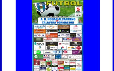 HOGAR ALCARREÑO – TALAVERA FORMACION SABADO 5  A LAS 18;30 H .  SEGURMAS