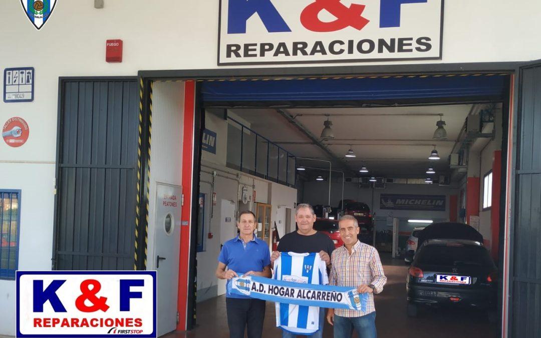 TALLERES K&F RENUEVA CON EL HOGAR ALCARREÑO.
