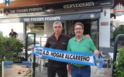 TABERNA PECHÓN RENUEVA SU COMPROMISO  CON EL HOGAR ALCARREÑO