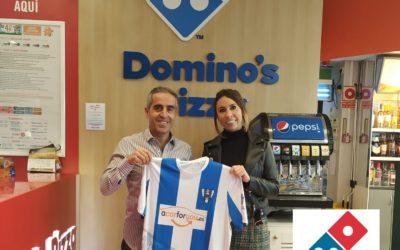 DOMINO'S PIZZA SE UNE AL PROYECTO DEL HOGAR ALCARREÑO.