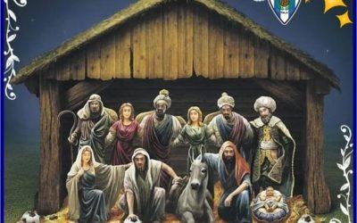 Que en esta Navidad reine en tu HOGAR el amor, la paz y la felicidad. Son los sinceros deseos de la A.D. Hogar Alcarreño.