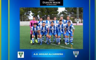 EL TOLEDO-B FUE SUPERIOR  AL HOGAR ALCARREÑO, 4-2