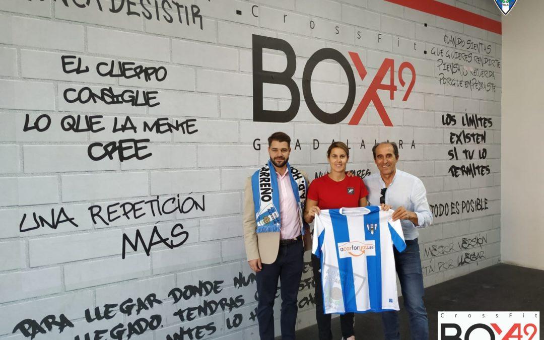 CROSSFIT BOX49 CONTINÚA SU COLABORACIÓN CON EL HOGAR ALCARREÑO