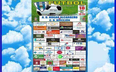HOGAR ALCARREÑO- MOCEJON SABADO DIA 18 A LAS 18:30 CAMPO FUENTE LA NIÑA . ACARFORYOU