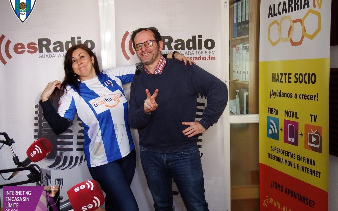 ESRADIO Y ALCARRIA TV SE UNEN  AL PROYECTO DEL HOGAR ALCARREÑO