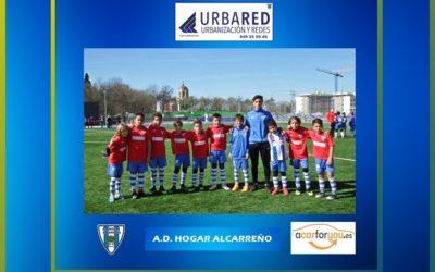 RESULTADOS CANTERA  22-23  FEBRERO 2020 -HOGAR ALCARREÑO .URBARED.