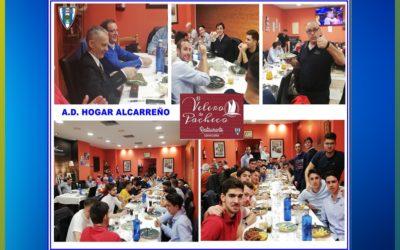 Restaurante El Velero de Pacheco nos deleitó con unaagradable cena.