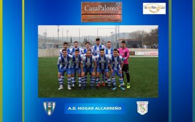 TABLAS, 0-0, ENTRE  HOGAR Y CABANILLAS