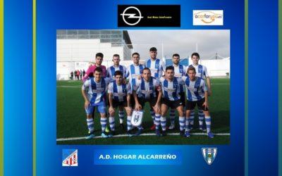 EL HOGAR ALCARREÑO, 1-1, SUMA UN PUNTO EN ORGAZ