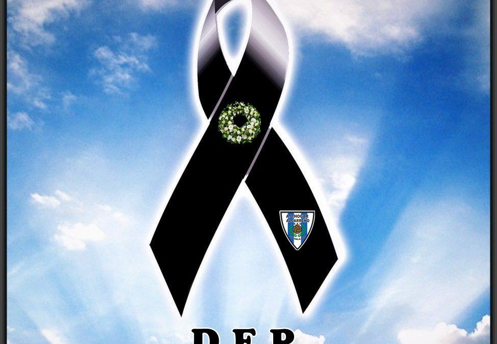 Lamentamos comunicar el fallecimiento de Carlos Terrazas Abascal , padre de nuestro Manager General y entrenador Carlos Terrazas.