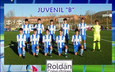 HOGAR ALCARREÑO JUVENIL B 1-2 CABANILLAS A – PEÑA HOGAR ALCARREÑO 12-12-2020 . ROLDAN CONSULTORES