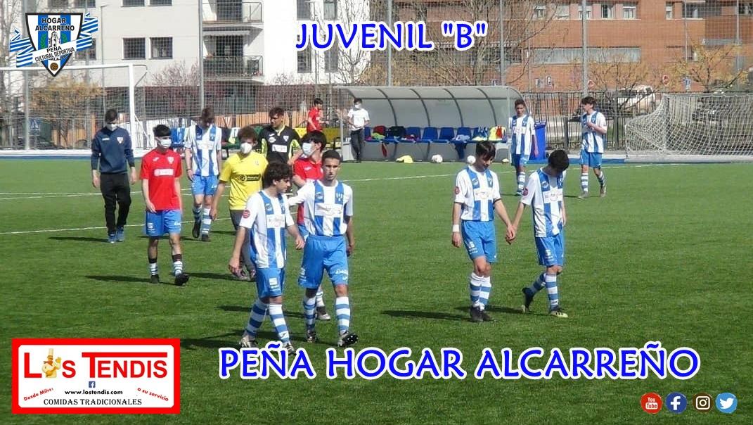 HOGAR ALCARREÑO JUVENIL «B» 3 – 2  A.D. SESEÑA 27 FEBRERO 2021.LOS TENDIS.