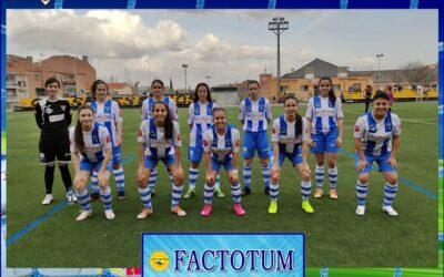 SALESIANOS GUADALAJARA 0 – 0 HOGAR ALCARREÑO FEMENINO  6 MARZO 2021 .JORNADA 7 .PEÑA HOGAR ALCARREÑO. FACTOTUM SOLAR.