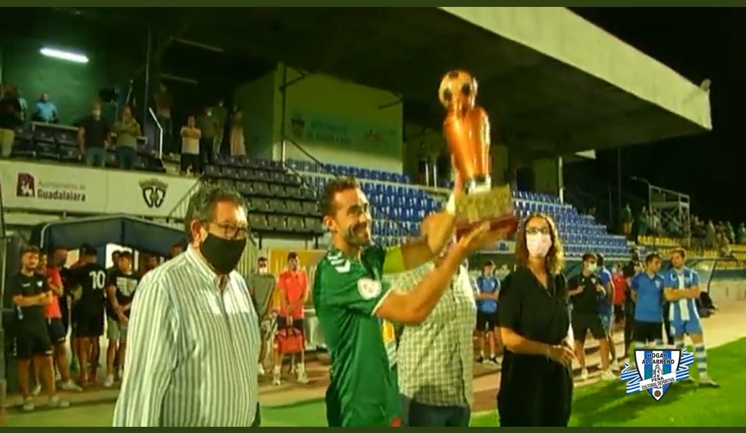 El Marchamalo, campeón del Trofeo Alcarria
