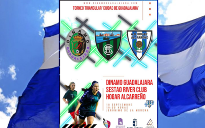 Triangular 'Ciudad de Guadalajara' Futbol Femenino.